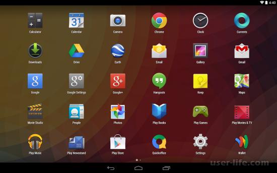 Приложения для управления приложениями на Android