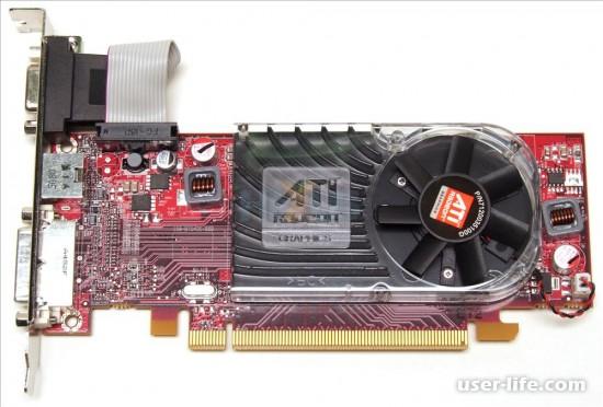 Как узнать серию видеокарты AMD