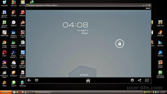 Эмуляторы Windows для Android